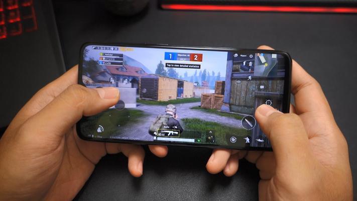 Redmi Note 8 Pro PUBG