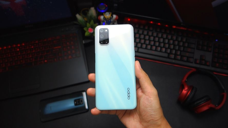 Oppo A52 Review Indonesia